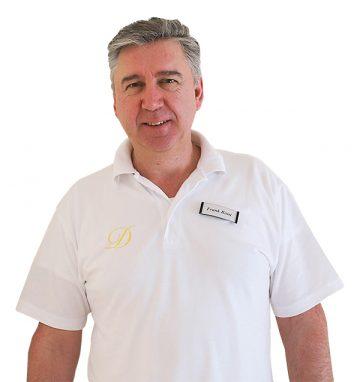 Frank Boist, Spa-Manager, Romantik Wellnesshotel Deimann