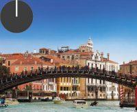 Typisches rund um die Accademia-Brücke.