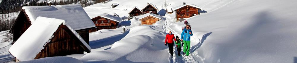Winterwandern am Dachstein // Foto: Österreich Werbung, Herbert Raffalt