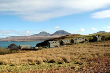 Typische Landschaft: Blick auf Bunnahabhain, Islay, Schottland (Foto: Islay Tourist)