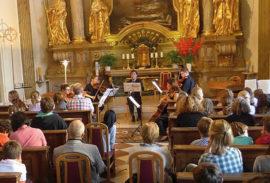 Klassisches Konzert im Schloss Mirabell