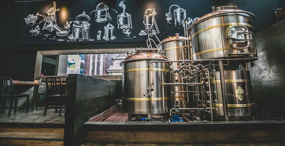 © Bierfabriek