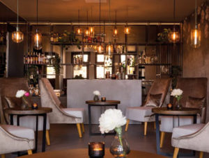 Chic ambiance at the Vermeer gourmet temple
