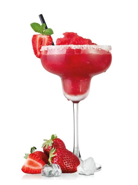 Legendary strawberry drink