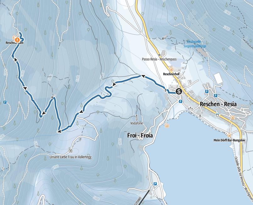 Südtirol: Almwandern im Vinschgau – pures Vergnügen